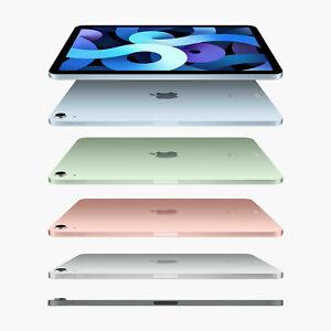 """Apple iPad Air 10.9"""" 256GB 64GB 2020 Model WiFi  iPad Air 4th Generation"""
