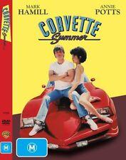 Corvette Summer * NEW DVD * Mark Hamill Annie Potts (Region 4 Australia)