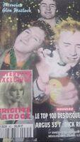 Bardot Revista Jukebox Sex Pistols 1994 N º 85