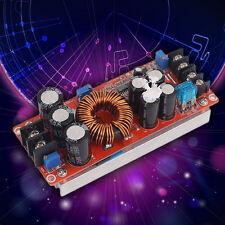 1200W DC-DC Boost Converter Power Supply 8-60V 12V Step Up to 12-83V 24V 48 FD