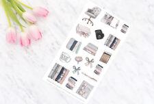 Katie Decorative Planner Stickers all Planner Types Erin Condren, Personal