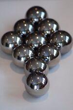 "Ten  3/4""  Inch Grade 25 Chrome Steel  Bearing Balls"