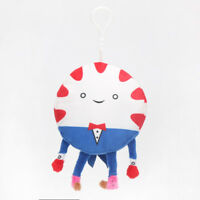 Adventure Time Finn Jake Beemo BMO Soft Figure Anime Plush Toy Doll Keychain