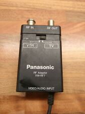 Panasonic VW-RF7 RF Converter - Camcorder Adapter
