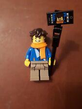 """Minifiguras Lego Serie Ninjago película """"Jay no 6"""""""