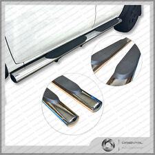 4'' Stainless steel Side Steps/BAR Running Board For Toyota RAV4 2013 - 18