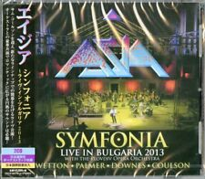 ASIA-SYMFONIA ~LIVE IN BULGARIA 2013-JAPAN 2 CD BONUS TRACK G88