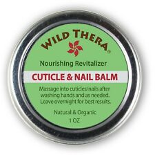 Best Herbal Cuticle Balm Oil Heals Cracked and Rigid Cuticles and Repairs Nails.