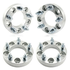 """4pcs Wheel Spacers Adapters 5x4.75 1.25"""" 