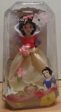 "Snow White Brass Key Porcelain Doll 8"" Doll 101618DBT6"
