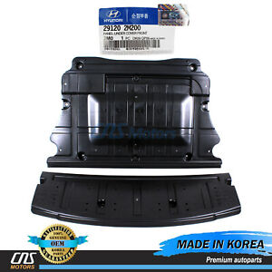 ✅GENUINE✅ Front Under Cover Panel for 10-12 Hyundai Genesis Coupe 291202M200✅✅✅