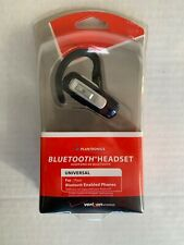NEW Plantronics Universal Bluetooth Headset Verizon