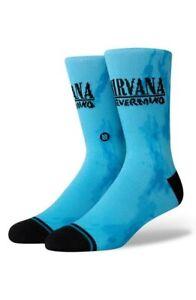 Stance x Nirvana Socks 'Nirvana Nevermind'   Size L   Crew   New With Tags