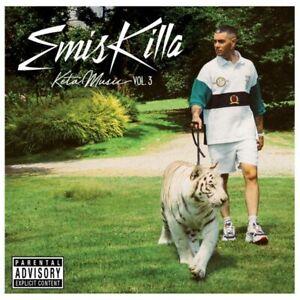 cd Emis Killa - Keta Music Vol.3