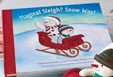 Hallmark Gift Magical Sleigh? No Way! (13th Book in the Hallmark Holiday Series)