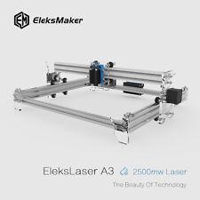 2500mW A3 Desktop DIY Violet UV Laser Engraver Cutter CNC Printer 30x40cm