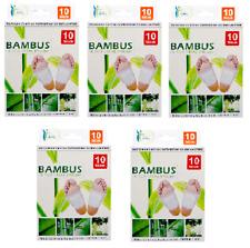 50 Stück Bambuspflaster Vitalpads Detox Entschlackung Entgiftung Stoffwechsel