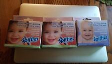 Spiffies Apple Flavored Baby Tooth Wipes, 20 Count x 2 , 1 - 20ct grape wipe