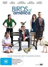Birds of America * New Dvd * Matthew Perry Ginnifer Goodwin Hilary Swank