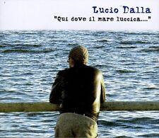 Lucio Dalla – Qui Dove Il Mare Luccica.... ( 3 CD - Compilation )