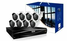 Kguard 16 Channel HD 1 TB Hybrid CCTV Kit DVR e l'con 8 x 720P FOTOCAMERE