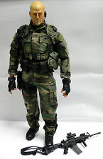 1:6 TOY SOLDIER (MOVIE: TEARS OF THE SUN) NAVY SEAL JUNGLE SEAL LT.BRUCE WILLIS