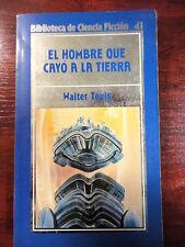 Biblioteca Ciencia Ficcion num.41,Walter Tevis,Orbis 1985
