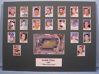 """Seattle Pilots -  1969 - """"Their First and Only Year"""""""