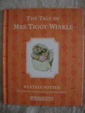 Beatrix Potter Book - The Tale Of Mrs Tiggy-Winkle - Brand New - RRP £3.99