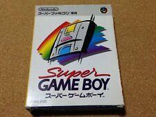 SUPER GAME BOY GB GAMEBOY  SFC NINTENDO SUPER FAMICOM  JAPAN JP JAPANESE