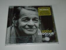 SERGE REGGIANI: BEST OF CD NEUF SCELLE