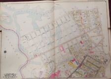 1915 UPDATED TO 1919 RIDGEWOOD EAST WILLIAMBURGH  PLAT ATLAS MAP
