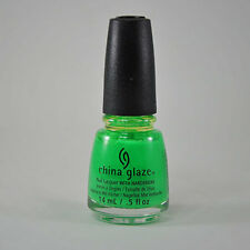 China Glaze Nail Polish Lacquer - Kiwi Cool-Ada 0.5 fl oz / 15ml