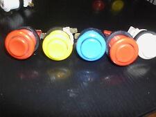 5 Taster mit Micro Schalter  für Arcade  Nintendo  Virtua Sega Automaten