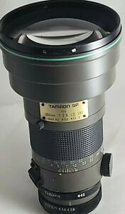 Tamron SP 300mm f/2.8 IF LD  lens for Nikon MF