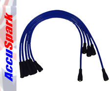 AccuSpark 8mm Silicone Performance Blue HT Leads for Ford Pinto 1.3 1.6 1.8 2.0