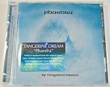 Tangerine Dream - Phaedra (Remastered 2019 + 2 Bonus Tracks)  NEW CD (sealed)