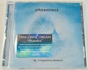 Tangerine Dream - Phaedra (Remastered 2019 + 2 Bonus Tracks)  NEW CD (sealed)