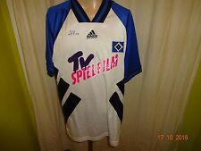 "Hamburger SV Original Adidas Trikot 1994/95 ""TV Spielfilm"" Gr.L"