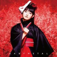 BABYMETAL Megitsune KI Su-metal Version CD + DVD Limited Edition free shipping