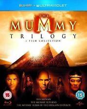 Blu-ray The Mummy 1 2 and 3 Trilogy BOXSET