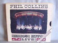 Phil Collins- Serious Hits LIVE- Pappschuber- lesen