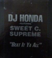 DJ Honda / Beat It Ya All