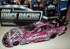 Courtney Force 2015 Traxxas Pink Camaro Funny Car 1/24 NHRA Diecast Lionel