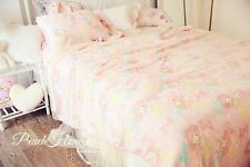 New Super Soft My Melody Pink Rabbit Flannel Blanket BedSheet Bedding Quilt Gift
