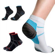1 Pair Foot Compression Socks Arch Pain Plantar Fasciitis Heel Spurs Sport Sock