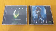 ALIEN & ALIENS | EXPANDED SOUNDTRACK/SCORE | DELUXE EDITION | CD
