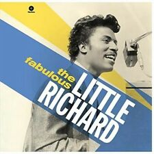 The Fabulous Little Richards 3 Bonus Tracks 180 G Vinyl Little Richard Viny