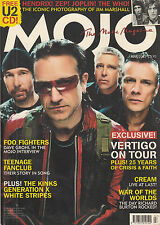MOJO #140 July 2005   UK Musik Magazin U2 Foo Fighters Cream Teenage Fanclub