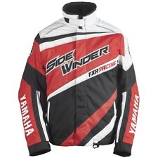 YAMAHA SIDEWINDER BY FXR SNOWMOBILE JACKET RED LG SMB-17JSW-RD-LG SIZE LARGE